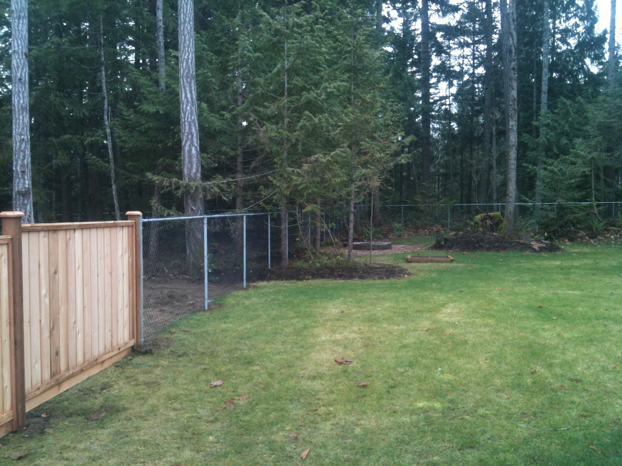 Chain Link Fencing Powellriverfencing Ca
